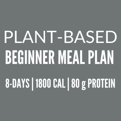 Plant Based Diet Plan For Beginners [+Meal Plan PDF]