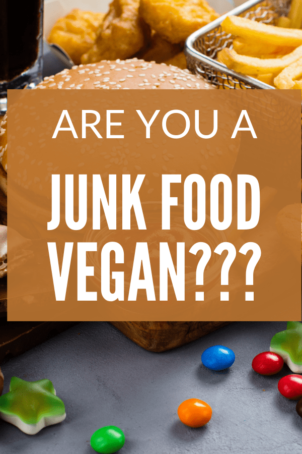 Are you a junk food vegan? Learn how much whole foods you need to include in your vegan diet for better health.