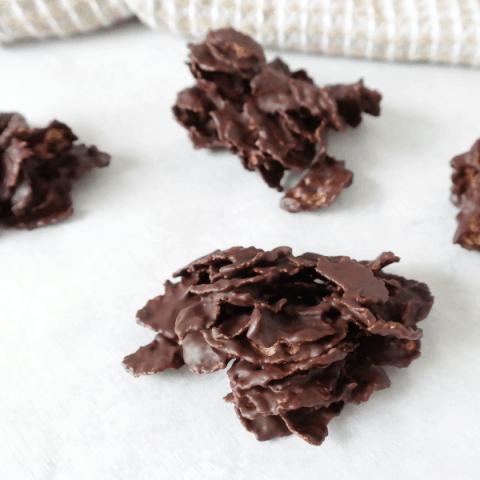 Vegan Chocolate Crossies Recipe