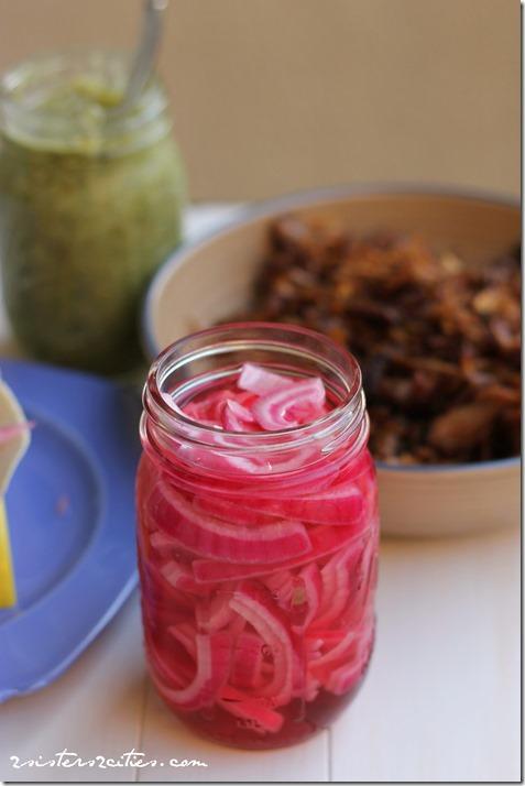 pickled pork cooking instructions