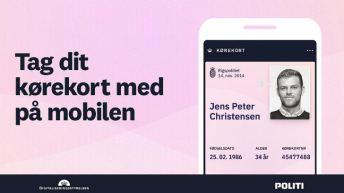 Digital udgave af Kørekortet