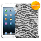 iPad Mini MyBat Zebra Bling Case