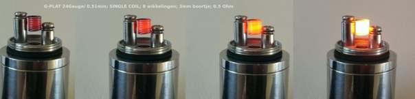 Gplat Single Coil 0.5ohm