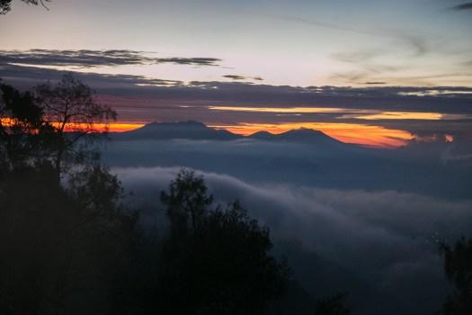 Sunrise from Mount Penanjakan