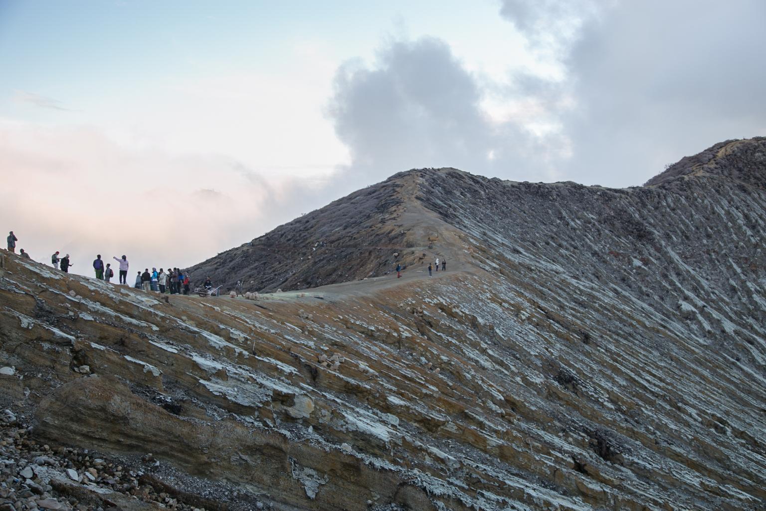 Mt Ijen hike