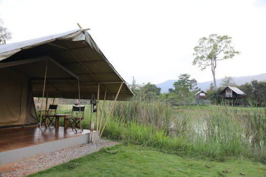 Lala Mukla Tented Resort Khao Yai