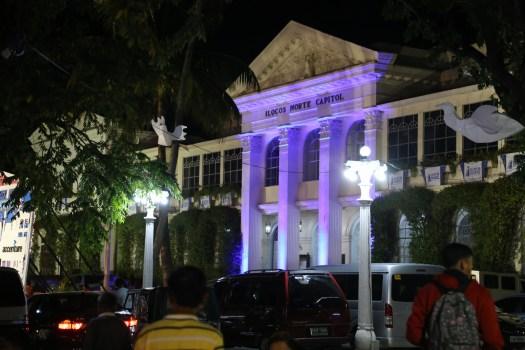 Laoag, the capital of Ilocos North