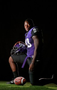 Zimbabwean Stansly Maponga could be an NFL player this coming season