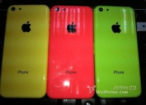 The rumoured cheap iPhone