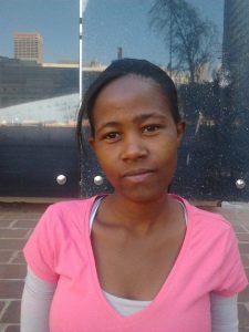 Nonhlanhla Ndlovu is missing