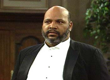 James Avery on Fresh Prince of Bel Air