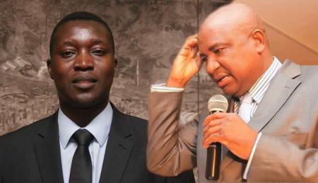 Phil Chiyangwa v Lance Guma - PIC Byo24News