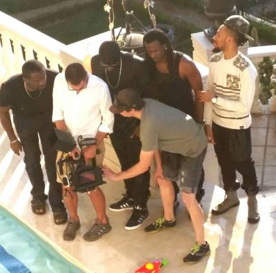 P-Square and Godfather Production Team