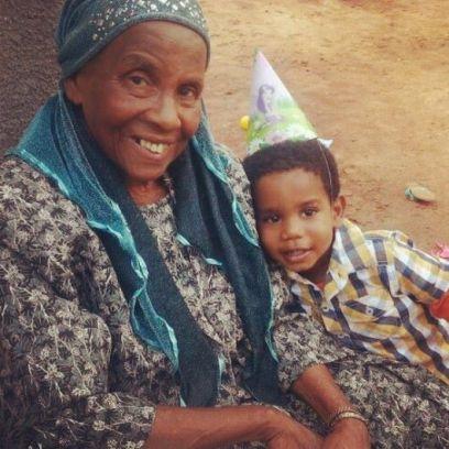 Amma Brown's grandmother Nina