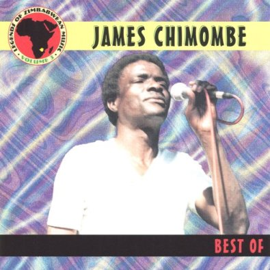 The late James Chimombe