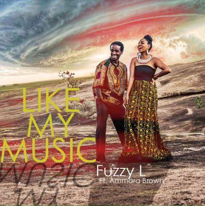 FuzzyL and Ammara Brown album artwork