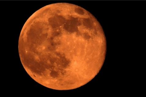 Blood/Super Moon