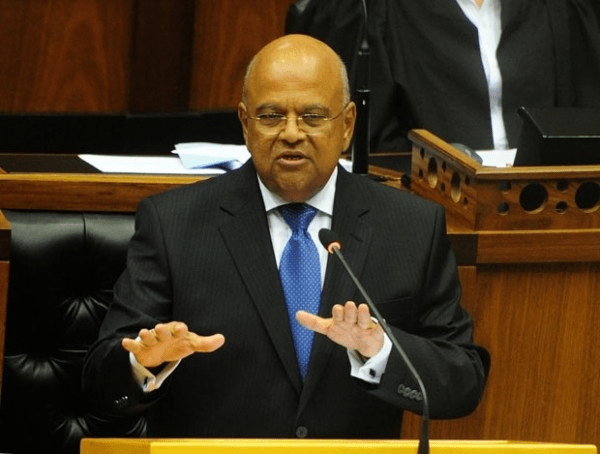 Finance Minister Pravin Gordhan presents Budget Speech, 26 Feb 2014
