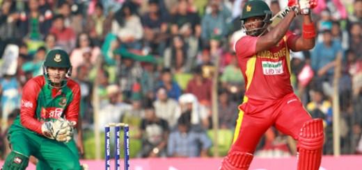 Hamilton Masakadza PIC: Zimbabwe cricket