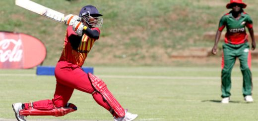 Precious Marange inspired Zimbabwe to win over Kenya with a 71-run knock