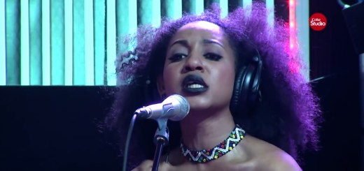 Ammara Brown on Coke Studio