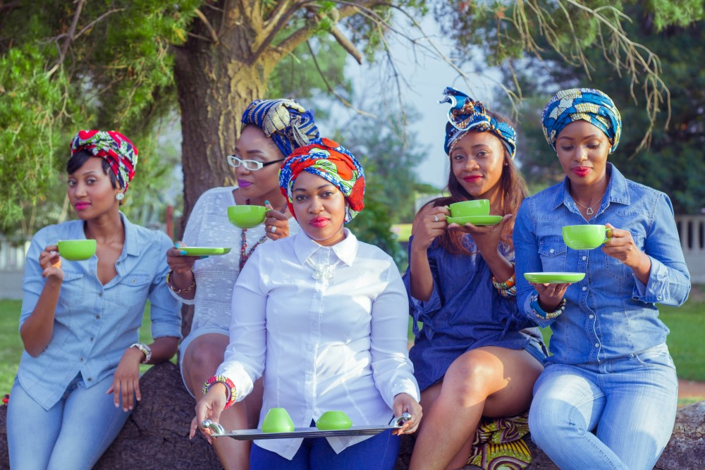 Calendar Zimbabwe : Bulawayo ladies to bring their joburg high tea event