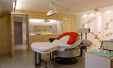 Besuch Klinik Villa im Park Rothrist