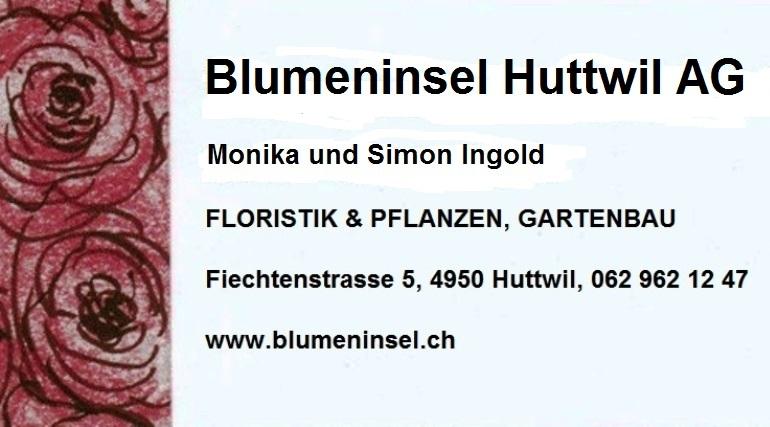 Blumeninsel Huttwil AG