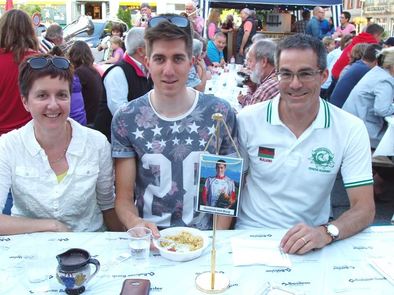 Summernachts Plausch 2014