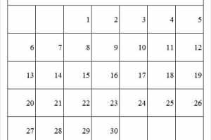 Calendario De Junio 2021
