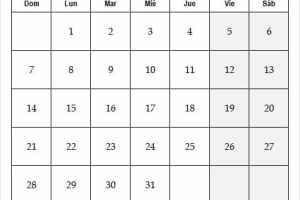 Calendario Marzo 2021 En Ingles