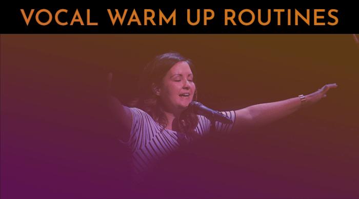vocal warm ups vocal warm up routine
