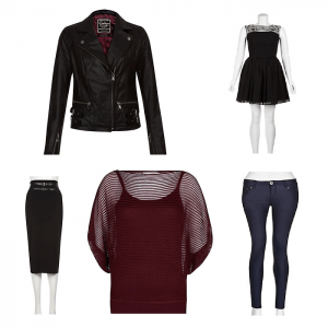 Wishlist: Top 5 Newlook Items for Autumn/Fall 2013