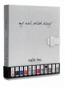 Nails Inc Nail Polish Diary £42.00