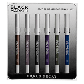 Urban Decay Black Market 24/7 Glide On Eye Pencil 6 Piece Collection £18.20 at BeautyBay