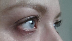 Before using Eye Candy XLR8 Lash and Brow Serum