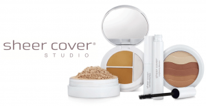 Sheer Cover Studio Deluxe VIP Kit in Tan