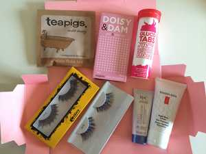 Pink Parcel Monthly Subscription