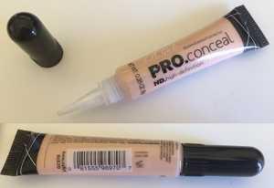 LA Girl Pro Concealer in Light Ivory