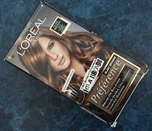 L'Oreal Preference Glam Bronde No.4