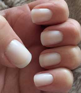 Elegant Touch Totally Bare Square 001 False Nails