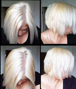 Schwarzkopf LIVE Color XXL HD M01 Icy Platinum