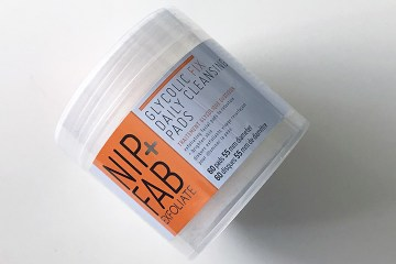 Nip+Fab Glycolic Fix Exfoliating Facial Pads x60