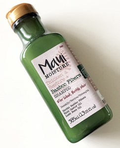 Maui Moisture Thicken & Restore + Bamboo Fiber Shampoo