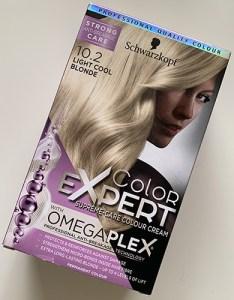 Schwarzkopf Color Expert Light Cool Blonde 10.2 Hair Dye