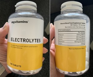 The Keto Diet – Week 8 Electrolytes