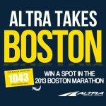 Who Wants to Run Boston??
