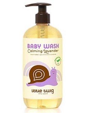 Little Twigs Lavender Baby Wash