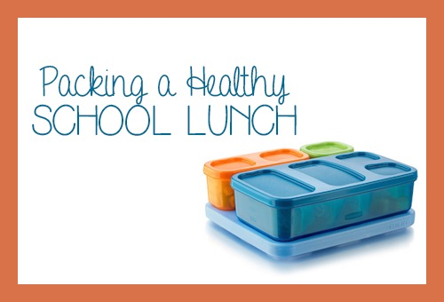 Packing Healthy School Lunches