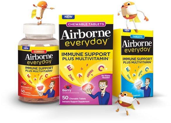 Airborne Everyday